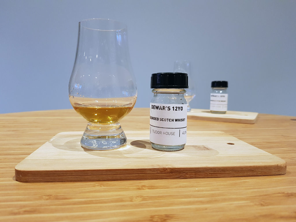 Dewar's 12 Sample