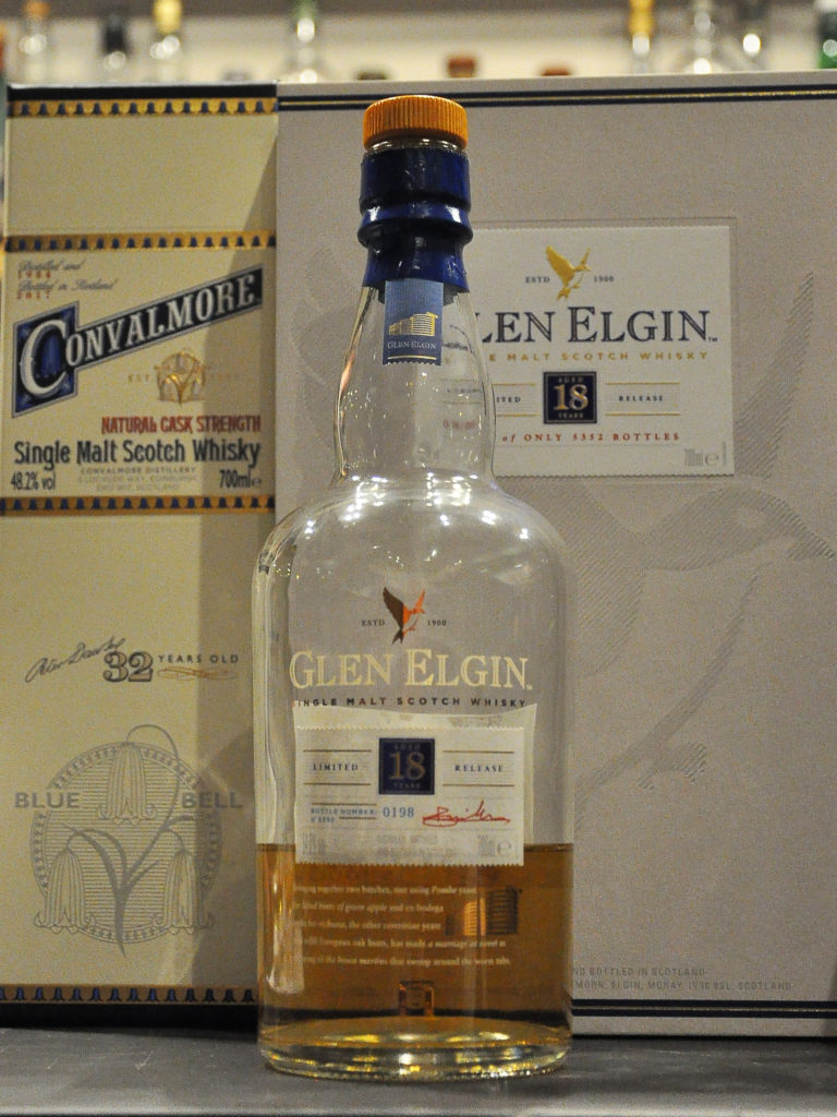 Glen Elgin 18 Diageo Special Releases 2017