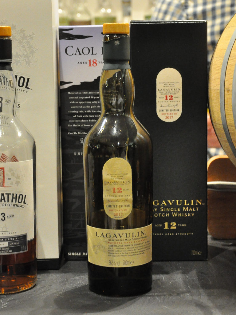 Lagavulin 12 Diageo Special Releases 2017
