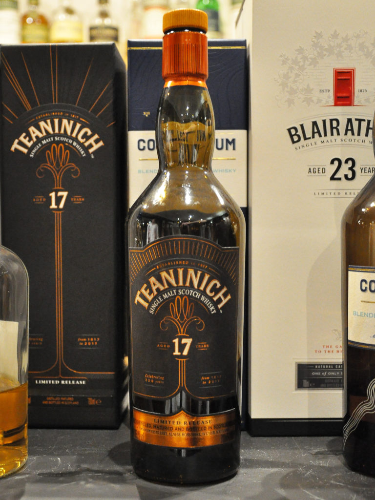 Teaninch 17 Diageo Special Releases 2017